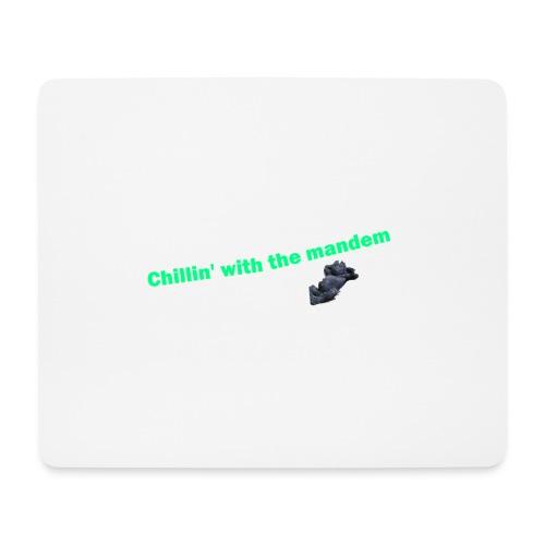 chillin' - Mouse Pad (horizontal)