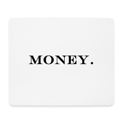 Money Geld - Mousepad (Querformat)