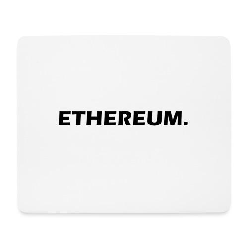 Ethereum - Mousepad (Querformat)