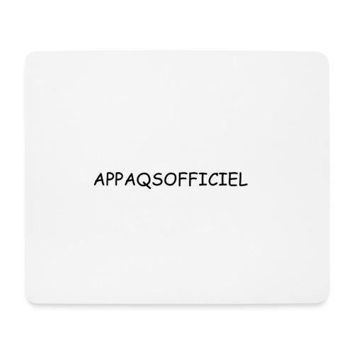 Accésoires AppAqsOfficiel - Tapis de souris (format paysage)