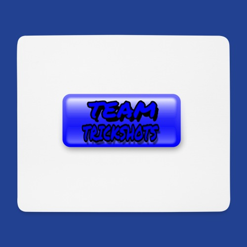 Team trickshot - Mouse Pad (horizontal)