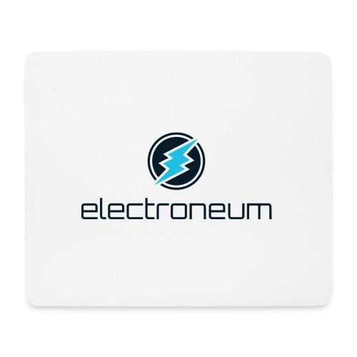 Electroneum - Mouse Pad (horizontal)