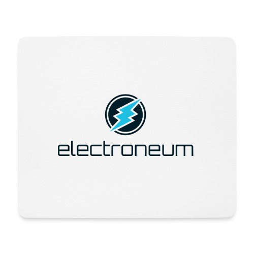 Electroneum - Mouse Pad (horizontal)