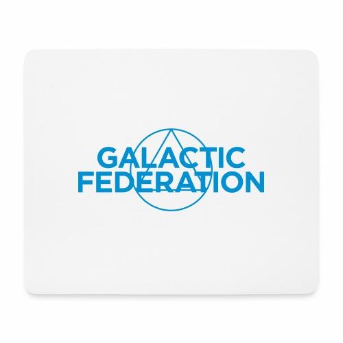 Galactic Federation - Mouse Pad (horizontal)