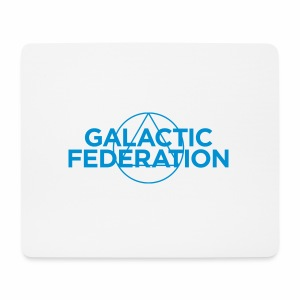 Galactic Federation - Mouse Pad (horizontal)