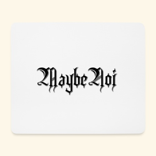 MaybeNoi Design - Mousepad (Querformat)
