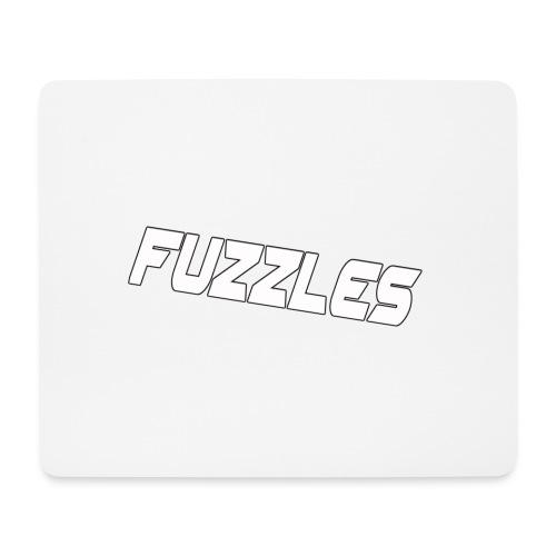 fuzzles - Mouse Pad (horizontal)