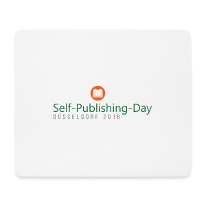 Self-Publishing-Day Düsseldorf 2018 - Mousepad (Querformat)