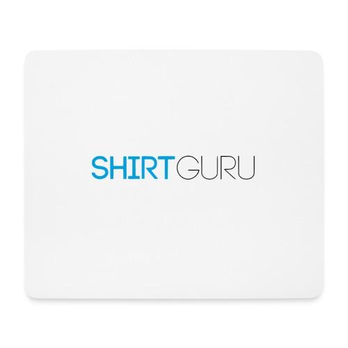 SHIRTGURU - Mousepad (Querformat)