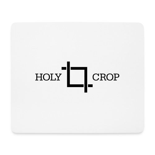 HOLY CROP - Mousepad (Querformat)