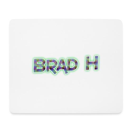 Official Brad H Logo - Mouse Pad (horizontal)