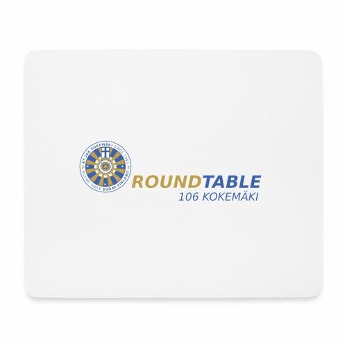 RT106 RoundTable 106 Kokemäki - Hiirimatto (vaakamalli)