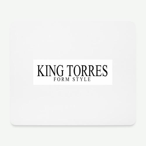 king torres - Alfombrilla de ratón (horizontal)