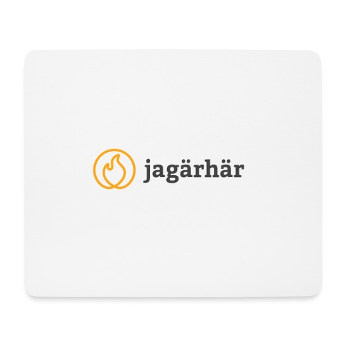 #jagärhär - Musmatta (liggande format)