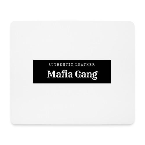 Mafia Gang - Nouvelle marque de vêtements - Tapis de souris (format paysage)