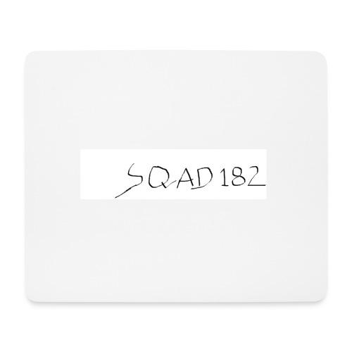 SQUAD 182 MERCH - Mouse Pad (horizontal)