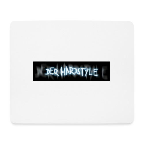 DerHardstyle ONE - Mousepad (Querformat)