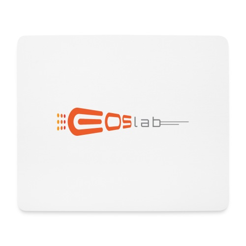 EOS Lab - Alfombrilla de ratón (horizontal)