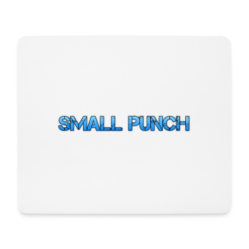 small punch merch - Mouse Pad (horizontal)
