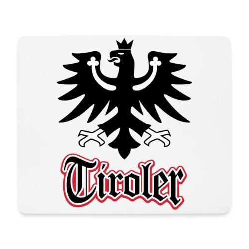T Shirt für echte Tiroler Patrioten - Mousepad (Querformat)