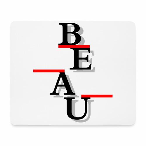 Beau - Mouse Pad (horizontal)
