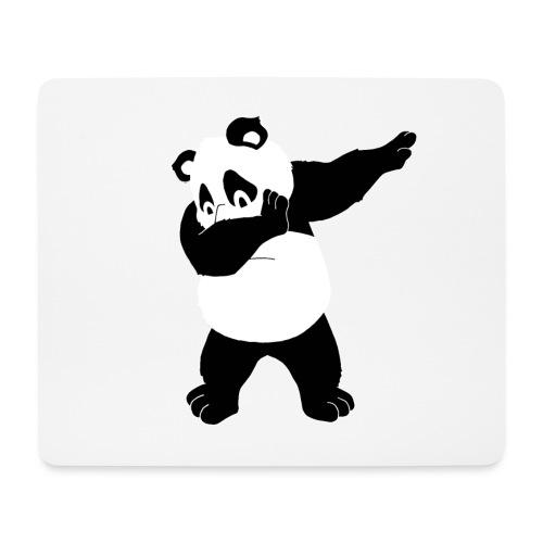 Dabbing Panda Bär - Mousepad (Querformat)