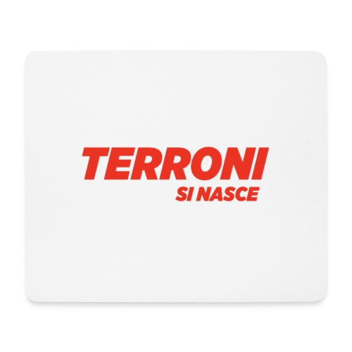 TSN Original | Red - Tappetino per mouse (orizzontale)