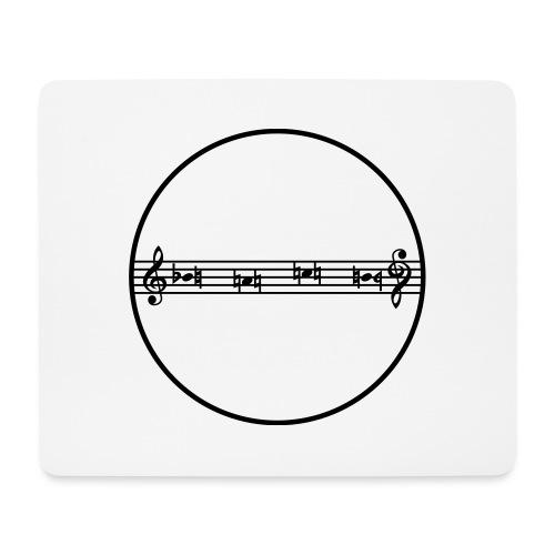 B A C H - Mousepad (Querformat)