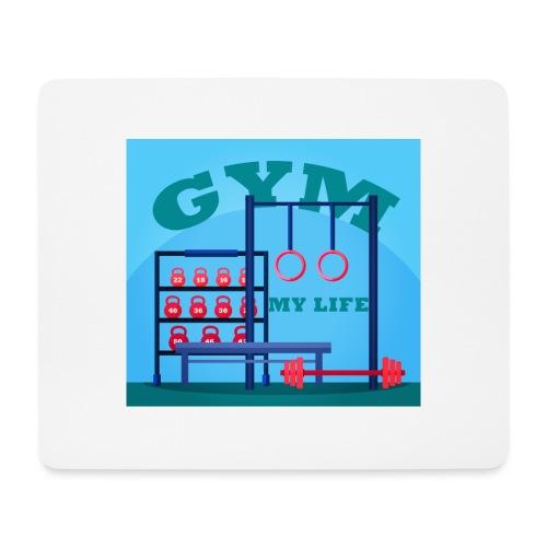 GYM - Hiirimatto (vaakamalli)