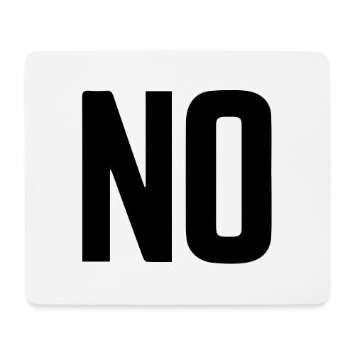 NO - Tappetino per mouse (orizzontale)