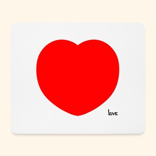 Heart - Mousepad (Querformat)
