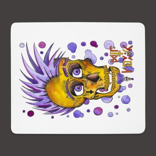 Autoportrait - Tapis de souris (format paysage)