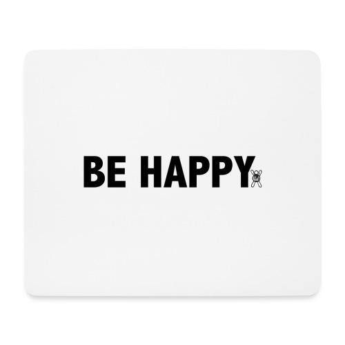 Be Happy - Muismatje (landscape)