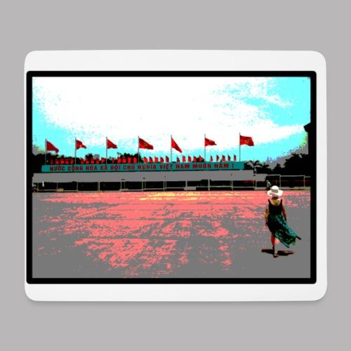 Ho Chi Minh - Mouse Pad (horizontal)