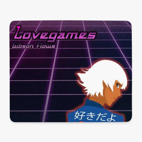Lovegames 1 - Muismatje (landscape)