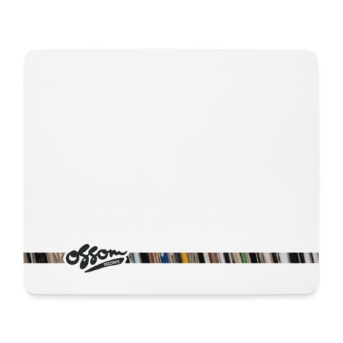 Ossom Records - Mouse Pad (horizontal)