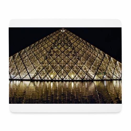 Le Louvre - Tapis de souris (format paysage)