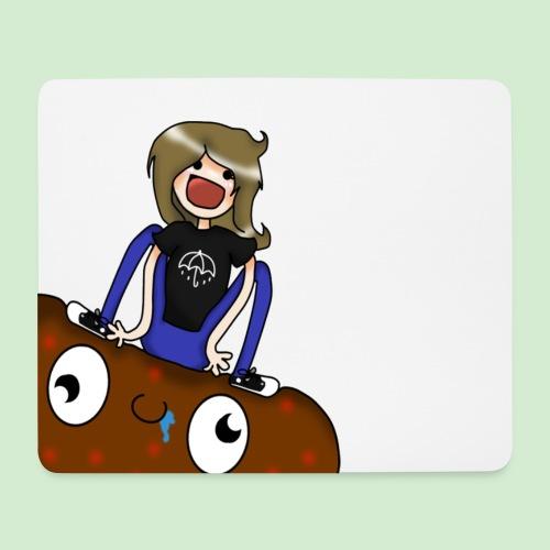 Ane und Stanley - Mousepad (Querformat)