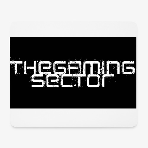TheGamingSector Merchandise - Mouse Pad (horizontal)