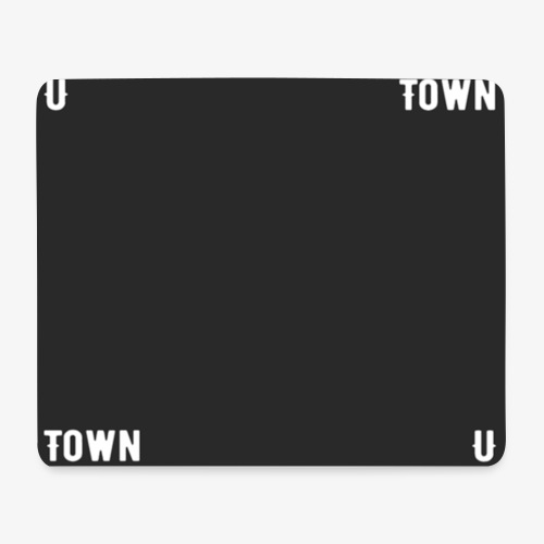 Mousepad Black - Mousepad (Querformat)