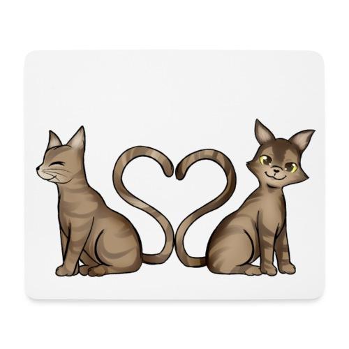 Leo & Loui - Mousepad (Querformat)