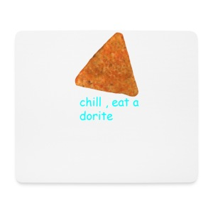 eat a dorite merch - Mouse Pad (horizontal)