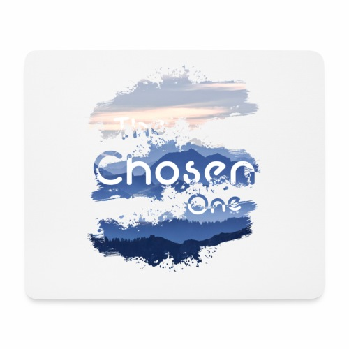 The Chosen One - Mouse Pad (horizontal)