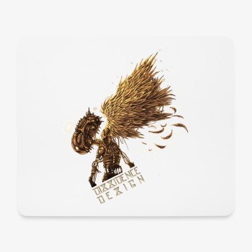 cyberpunk Angel - Tapis de souris (format paysage)