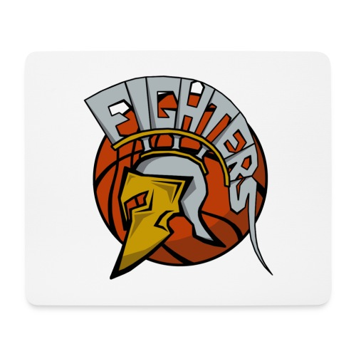 Fighters Logo - Mousepad (Querformat)