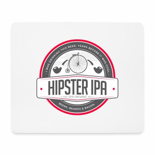 Hipster IPA - Mouse Pad (horizontal)