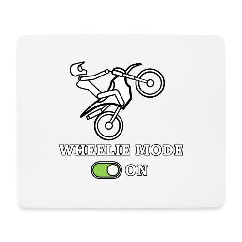 wheelie - Tappetino per mouse (orizzontale)