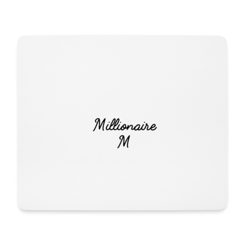 Millionaire lifestyle - Musmatta (liggande format)