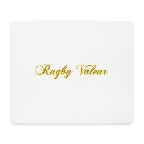 Rugby valeur 🏈 - Tapis de souris (format paysage)