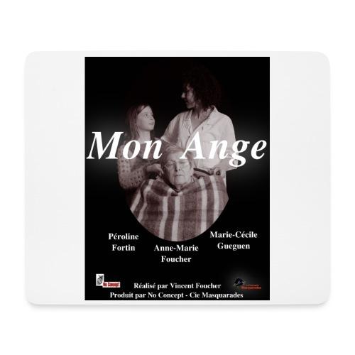 Mon Ange 2 jpg - Tapis de souris (format paysage)